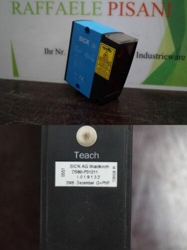1019132 SICK DS60-P31211