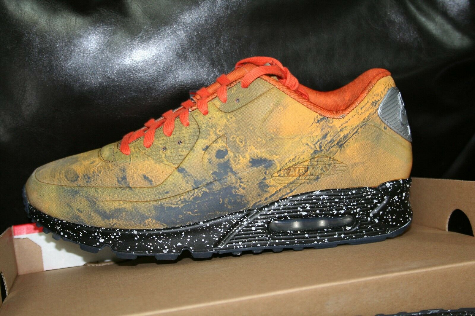 Nike Air Max 90 QS Mars stone Magma orange Mens 11.5