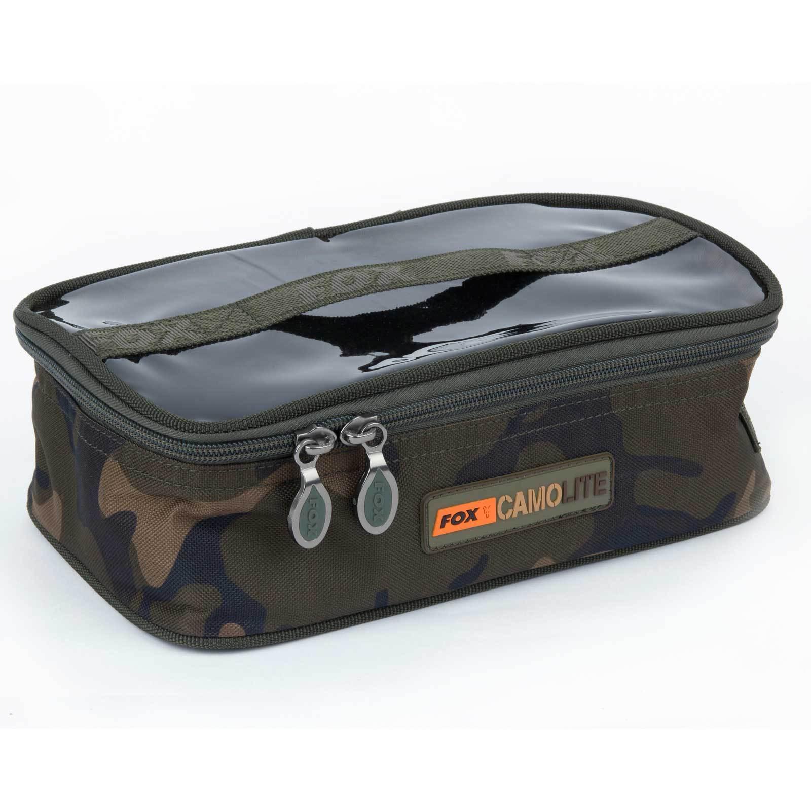 Bolsa accesorios pesca de de de ciprinidos - medio de la bolsa de accesorios de Camolite del zorro ddcf95