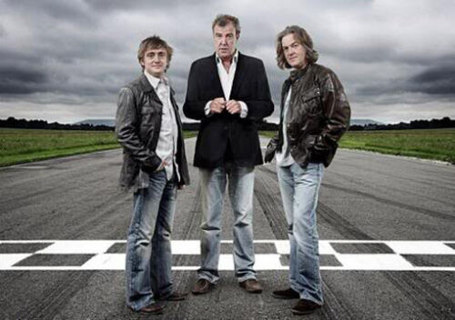 Jeremy Clarkson Richard Hammond James May Poster 24inx36in