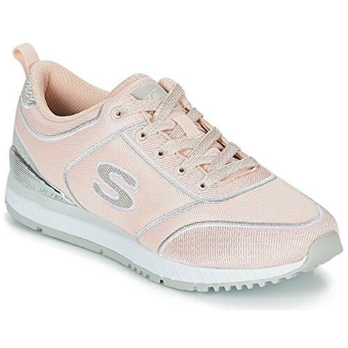 Femmes Revival Skechers Sportif Baskets Sunlite Chaussures Ltpk Pour 910 Blk 660rqOnA
