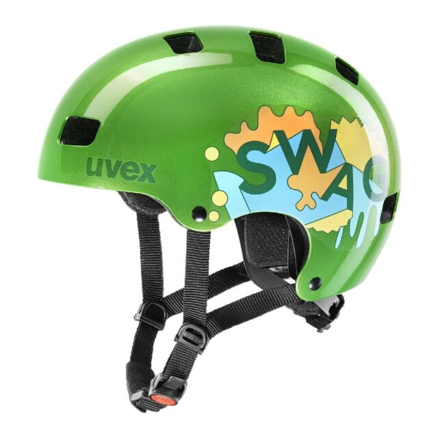 Uvex Finale Junior Fahrradhelm Orange Robot Ebay