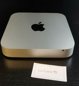 APPLE MAC MINI (MI-2011) INTEL CORE I5 2,3GHZ, 16GO RAM, 128GO SSD + 500GO HDD..