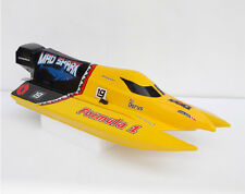 JOYSWAY RC RENNBOOT F1 MAD SHARK 30Km/h CATAMARAN SPEEDBOOT BOOT RTR 2,4GHZ