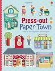 Press-Out Paper Town by Fiona Watt (Hardback, 2015)