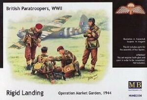 MASTERBOX-BRITISH-PARATROOPERS-WWII-SET-2-Scala-1-35-cod-3534