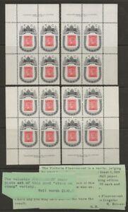 Canada-1962-399i-F-paper-Matched-Sheet-corner-Blocks-VF-NH-CV-48-00