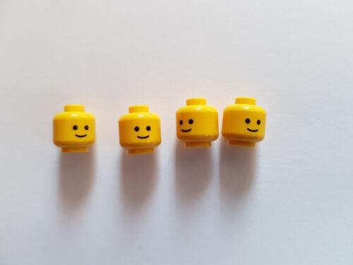 71021 LEGO® 4 x 3626cp01 Minifig #BC04 Kopf  Standard gelb Classic 9336