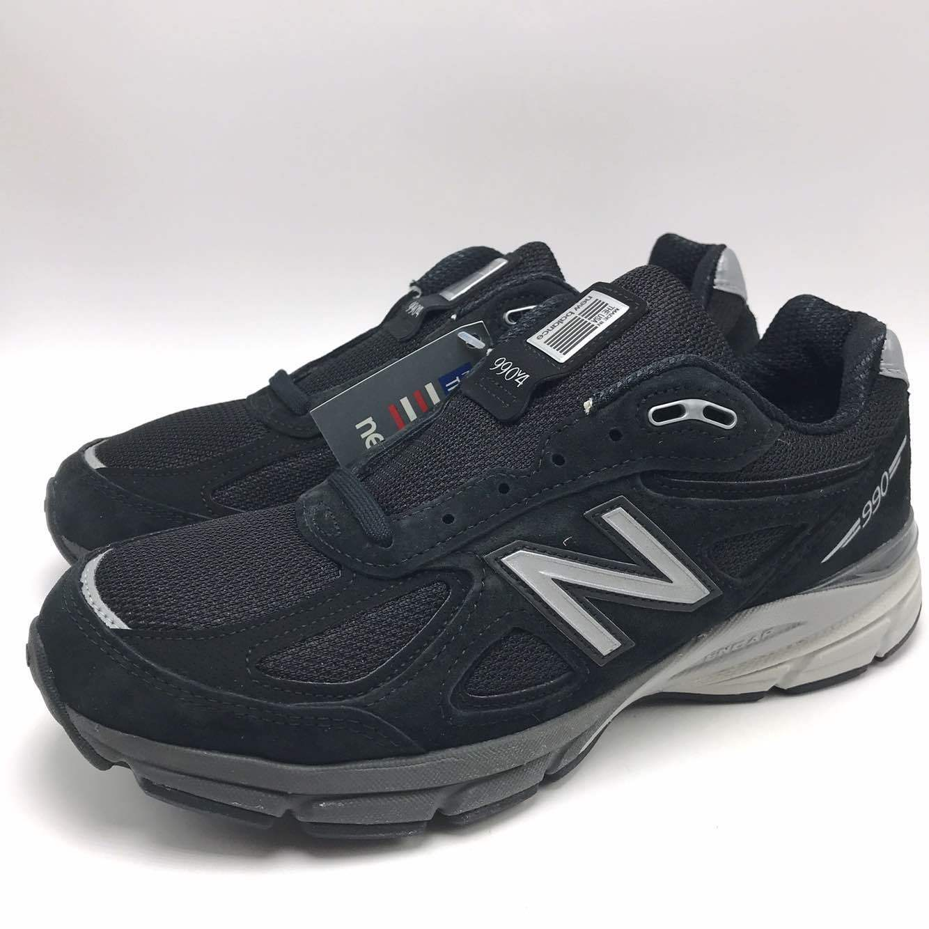 New Balance Homme Chaussure De Course Noir Made In USA M990BK4