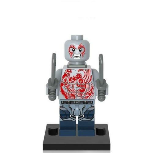 Drax The Destroyer Minifigure