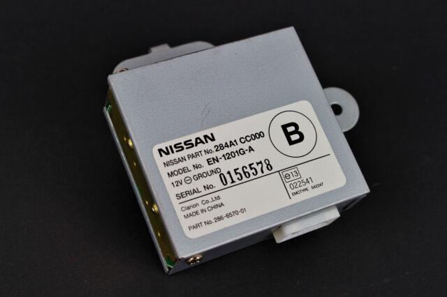 Original Nissan Murano Z50 Commande Caméra de Recul Aide au Stationnement