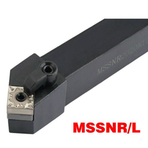 MSSNR 2525M12 CNC Lathe Machining Boring Cutter External Turning Tool Holder