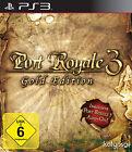 Port Royale 3 -- Gold Edition (Sony PlayStation 3, 2013, DVD-Box)