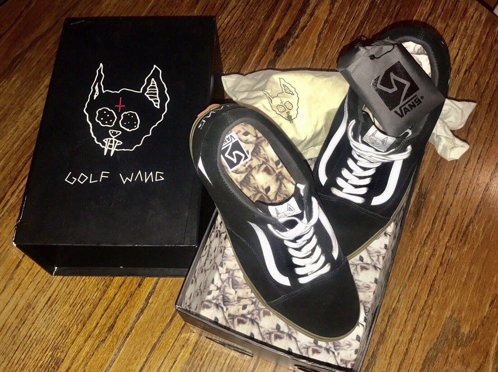 خذ دواء يزور خائب الامل Golf Wang Syndicate Vans For Sale Outofstepwineco Com