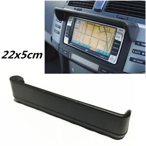 Black-Car-Sunshade-Sun-Shade-Glare-Visor-GPS-Navigator-Vision-Shield-LCD-Monitor