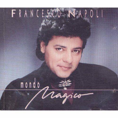 Francesco Napoli Mondo magico (1988) [Maxi-CD]