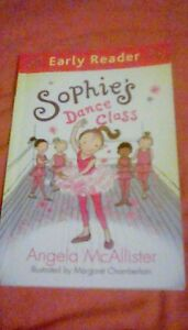 Sophie-039-s-Dance-Class-by-Angela-McAllister-Paperback-2013