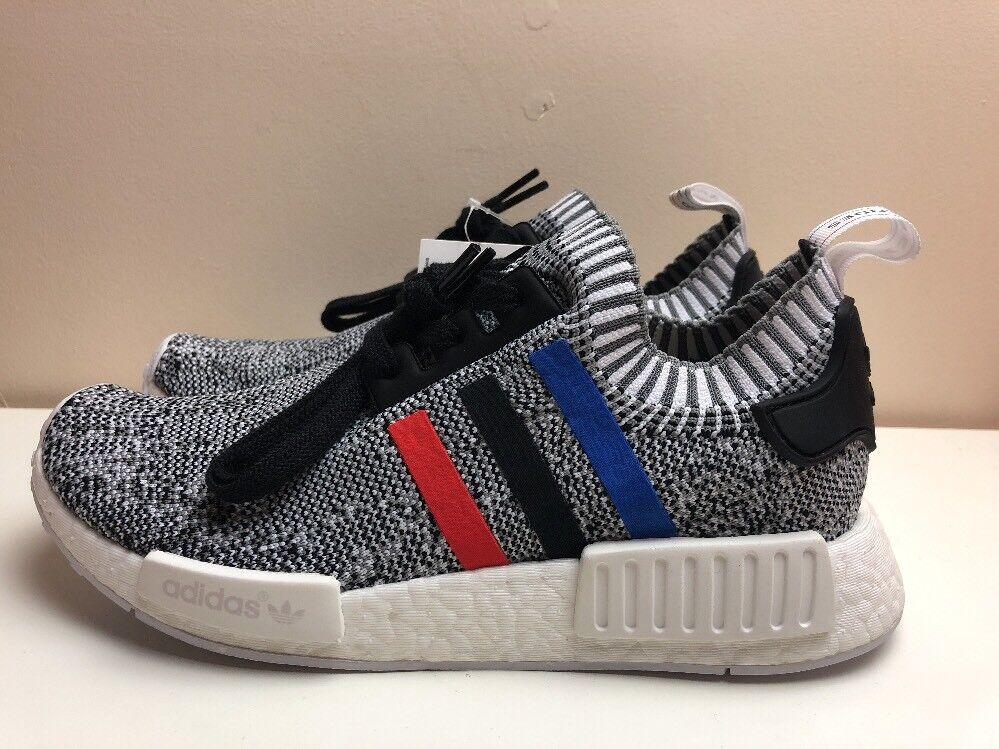 Adidas Originals NMD Runner R1 Primeknit 7 Mens Shoes Grey UK 7 Primeknit EUR 40 2/3 BB2888 72a366
