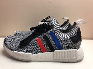 new products e3aae a6931 Image is loading Adidas-Originals-NMD-Runner-R1-Primeknit-Mens-Shoes-