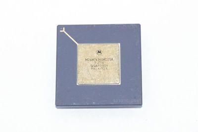MC68EN360RC25K,MC68EN360RC25L Motorola QUICC 25MHz Vintage 68EN360 MCU CPU GOLD