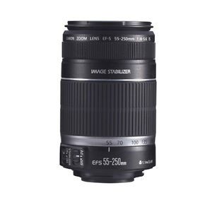 Canon-EF-S-55-250mm-F4-5-6-IS-Zoom-Lens-4-Rebel-XS-XSi-T2i-T3i-T3-60D-7D