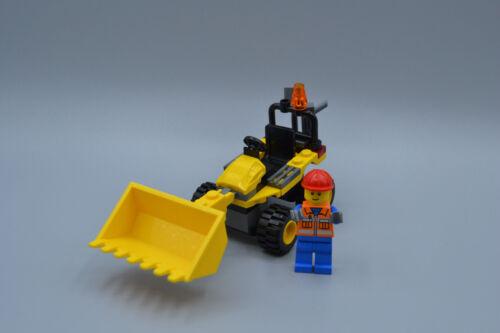 LEGO set 7246 CITY TOWN MINI Excavateurs sans ba Mini Spéléon without Instruction