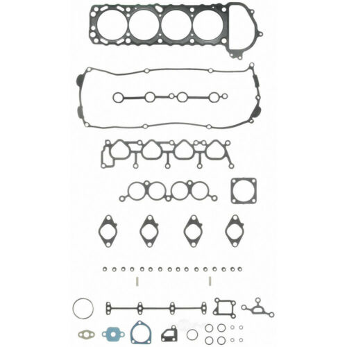 Engine Cylinder Head Gasket Set Fel-Pro fits 95-98 Nissan 240SX 2.4L-L4