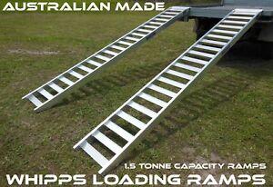 """27/"""" x 8/"""" x 3 DTM Low Profile Ramps  Quantity 2 Ramps per set Product Dimension"""