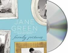 99 CENT AUDIOBOOK Family Pictures by Jane Green (2013, CD, Unabridged)