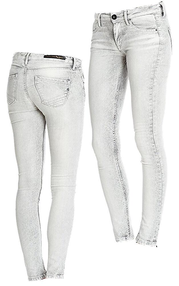 Pepe Jeans SEVENTY THREE Damenjeans DAWN Damen Denim Jeans Slim Fit Stretch