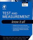 Test and Measurement by Stuart Ball, Creed Huddleston, Edward Ramsden, Dogan Ibrahim, Jon S. Wilson (Paperback, 2008)