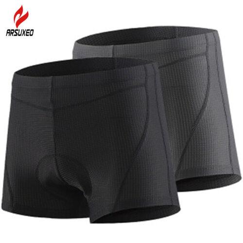 Cycling Shorts with Soft Pad Men Bicycle Cycling Underwear  MTB Bike Short Pants