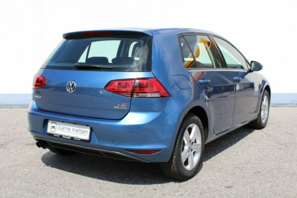 VW Golf VII 1,4 TSi 122 Highline DSG BMT - billede 1