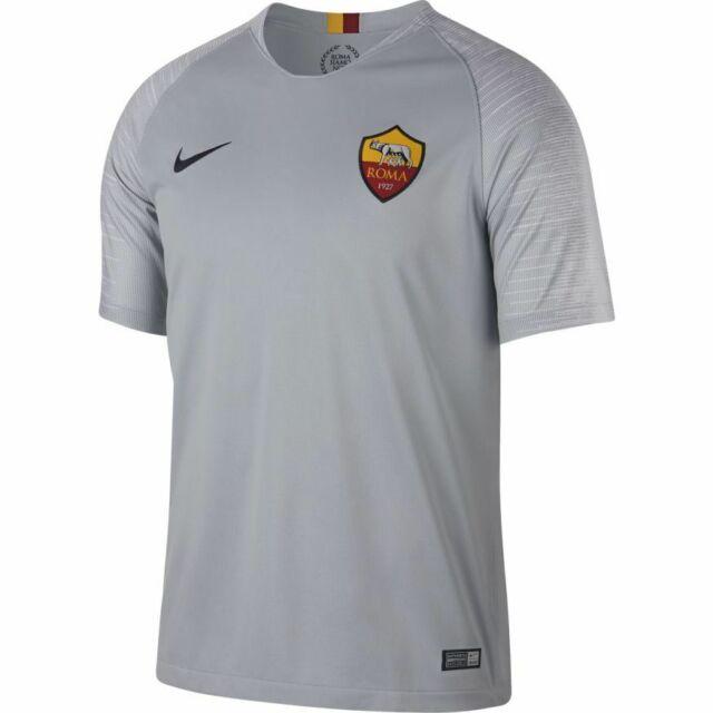 Camiseta de f/útbol para Hombre Nike Roma Away STD JSY