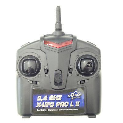 Pezzo Di Ricambio 2,4 Ghz Comando A Distanza X-ufo Per L Ii 2 Foglio 68152 Ufficiale 2019
