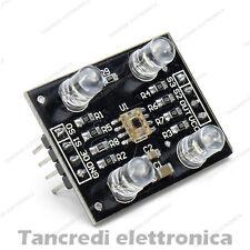 Modulo sensore di colore TCS3200 TCS230 Color Recognition Sensor Arduino TE172