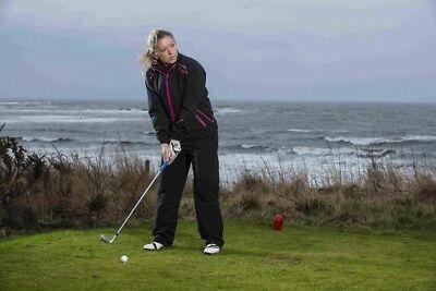 ProQuip Womens Tourflex 360 Elite Grace Waterproof Trouser