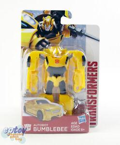 Hasbro Transformers Authentics Bravo Autobot Bumblebee Action Figure