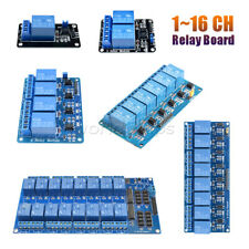 5v 1246816 Channel Relay Board Module Optocoupler Led For Arduino Arm Avr C