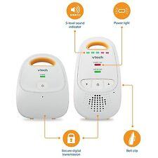Vtech DM111 Safe & Sound Digital Audio Baby Monitor - Free Shipping