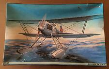 CLASSIC AIRFRAMES 96-410 2995 - 1/48 HEINKEL He 51B-2 FLOATPLANE FIGHTER - NUOVO
