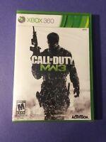 Call Of Duty Modern Warfare 3 Mw3 (xbox 360)