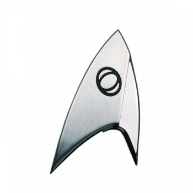 Science Badge Replica-QMXSTR-0130 Star Trek Discovery