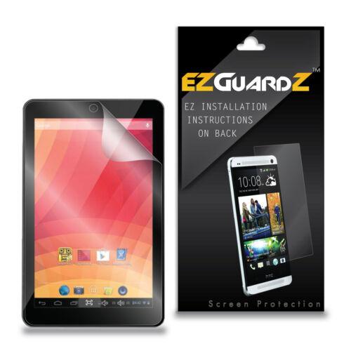"1X EZguardz Screen Protector Shield 1X For Azpen A740 7/"" Tablet Ultra Clear"