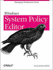 Windows Systems Policy Editor by Stacey Anderson-Redick (Book, 2000)