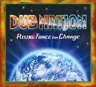 Rising Force For Change [Digipak] * by Dub Nation (CD, 2011, Nationrizm)