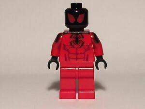 lego scarlet spider decals - photo #7