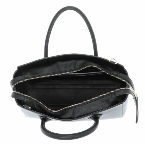 TOMMY HILFIGER Charming Tommy Satchel  Umhängetasche Schwarz Handtasche