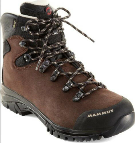 Mammut Mens Brecon II Mountain Trekking Shoes Hiking Shoes