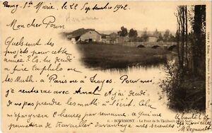 CPA BOURMONT - Le Pont de St-Thiebault (995038)